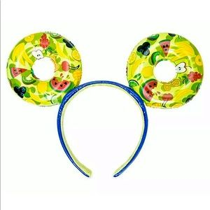 NWT DISNEY PARKS Mickey Mouse Pool Float Ears